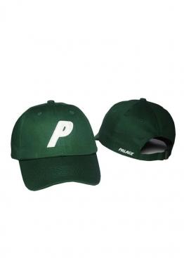 Зелёная кепка Palace - KP1111