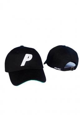 Чёрная кепка Palace - KP1114