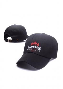 Чёрная кепка Thrasher - KT1112
