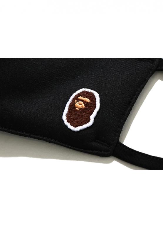 Купить чёрную маску Bape Head Mask Black в Киеве с доставкой по Украине