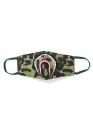Купить зелёную маску Bape ABC Camo Shark Mask Green в Киеве с доставкой по Украине