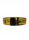 Купить жёлтый ремень Off-white в Киеве с доставкой по Украине