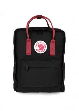 Чёрный рюкзак Fjallraven Kanken - RK1112