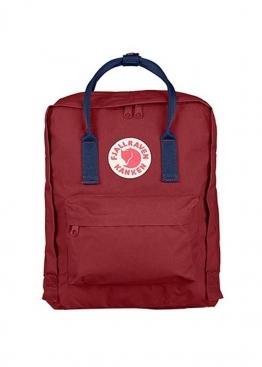 Бордовый рюкзак Fjallraven Kanken - RK1113