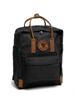 Чёрный рюкзак Fjallraven Kanken - RK1115