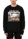Купить чёрный свитшот Heron Preston в Киеве с доставкой по Украине