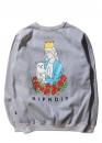 Купить серый свитшот Rip n Dip в Киеве с доставкой по Украине