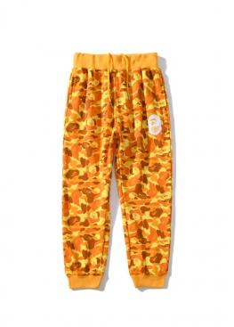 Жёлтые штаны Bape x PUBG - TA1115