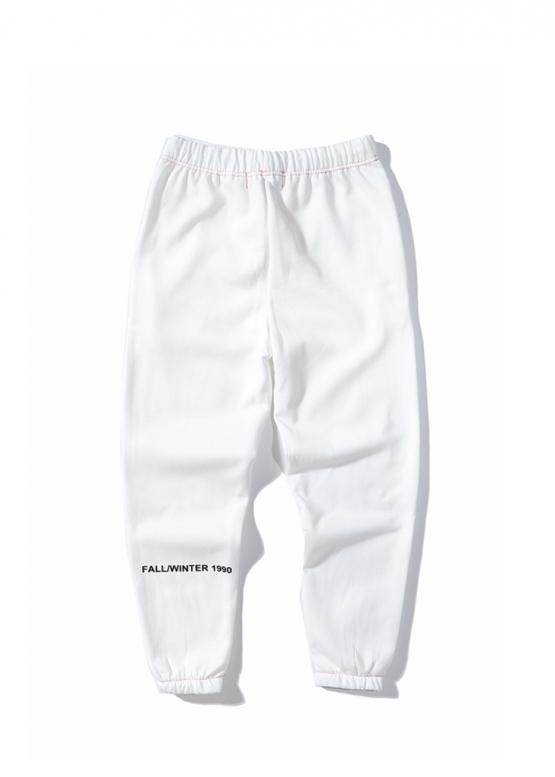 Купить белые штаны NASA x Heron Preston в Киеве с доставкой по Украине