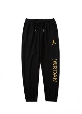 Чёрные штаны Jordan - TN1111