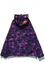 Купить фиолетовую ветровку Bape Camo купить в Киеве с доставкой по Украине