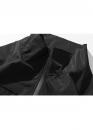 Купить чёрную куртку ветровку в стиле Cyberpunk в Киеве с доставкой по Украине